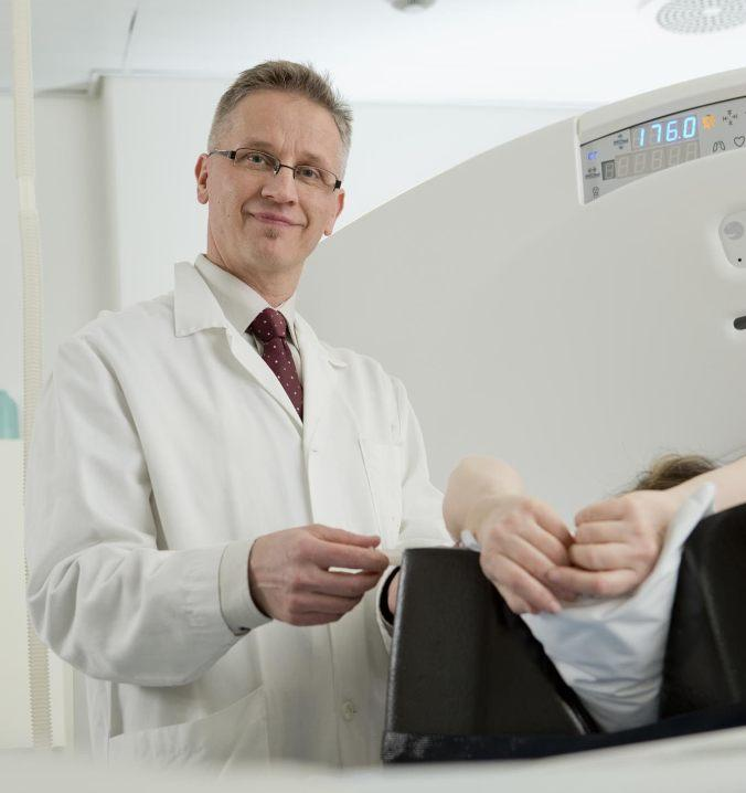 PET Cancer Imaging Times Reduced To Half In Turku